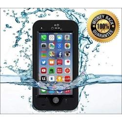 iMobile - Coque Housse étanche Multi-Fonction pour iphone 4/5/5S/6+ Touch ID