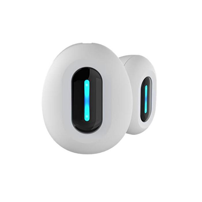 DIVACORE NoMad, Ecouteurs sans fil Stereo - Blanc