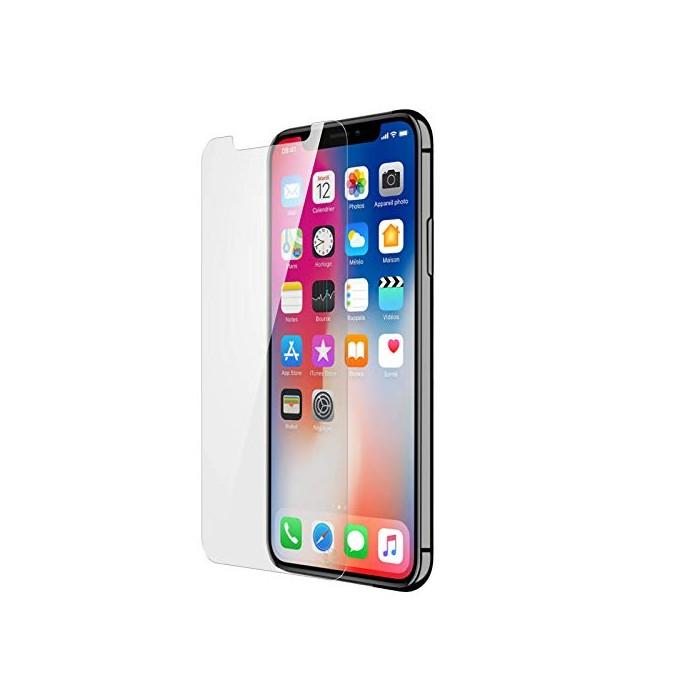 Forceglass Protège-écran verre trempé pour iPhone XS