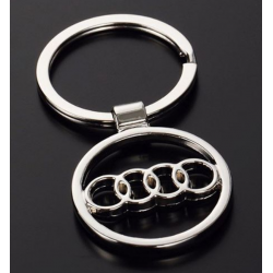 iMobile Porte clés audi Rond
