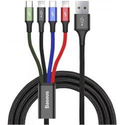 Baseus Câble de charge 4 en...